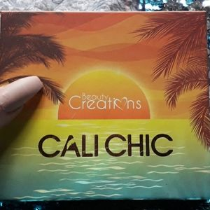NWT Beauty Creations Cali Chic Palette